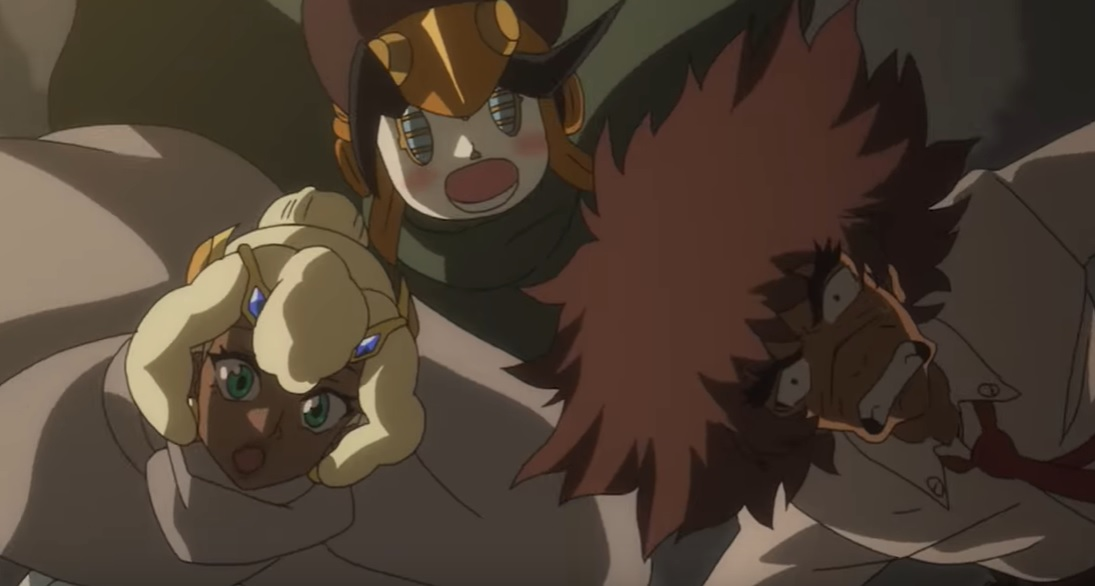 Cannon Busters Finally Arrives On Netflix For Worldwide