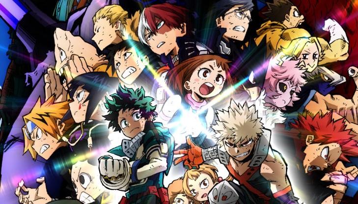 My Hero Academia Hero S Rising To Receive Cinematic Screenings In The Uk Next Year Animeblurayuk