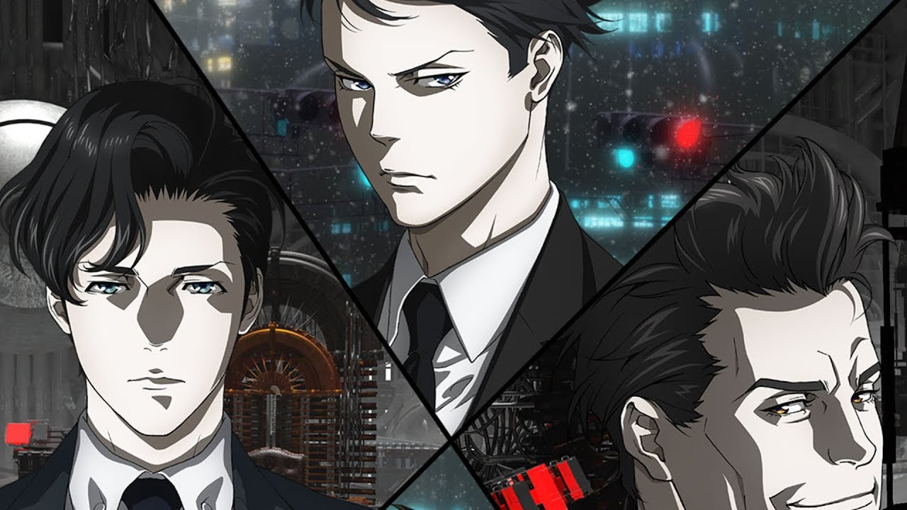 Psycho Pass 3 First Inspector Now Available To Stream On Amazon Prime Animeblurayuk